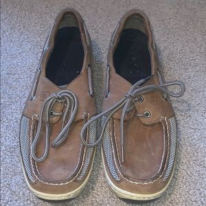Size 10.5 Men's Sperry Top-Sider Boat Shoes